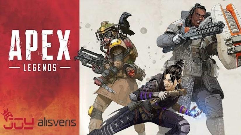 Apex Legends Üçüncü Şahıs Modu Kısa Süreliğine Geliyor