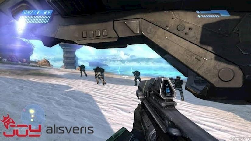 Halo: Combat Evolved Anniversary PC Testleri başlıyor