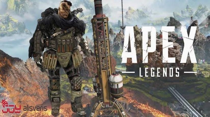 Apex Legends Yeni Sezona Yeni Şampiyon İle Başlıyor