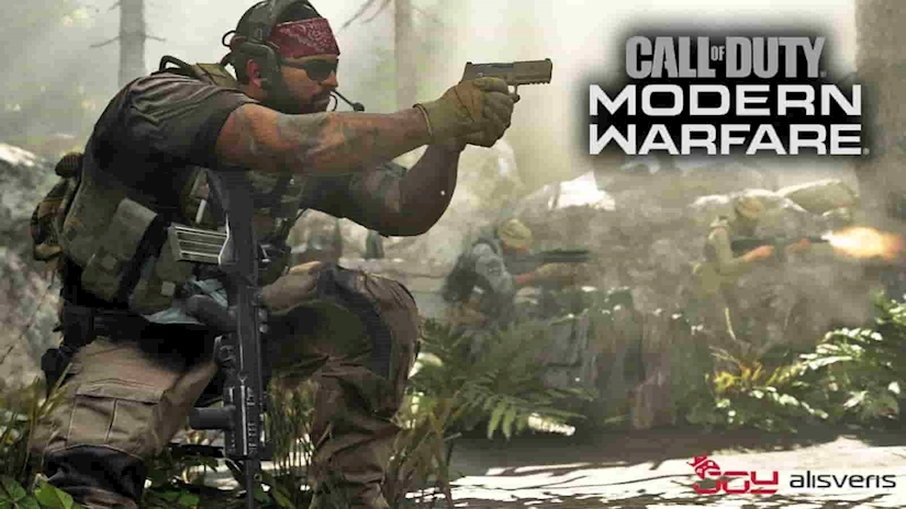 Call of Duty Modern Warfare Battle Royale Modu Haritası