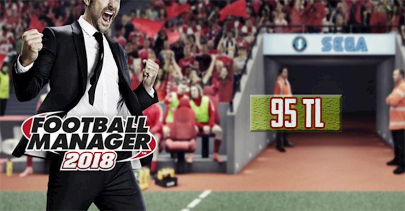 Football Manager 2018 Ön Sipariş