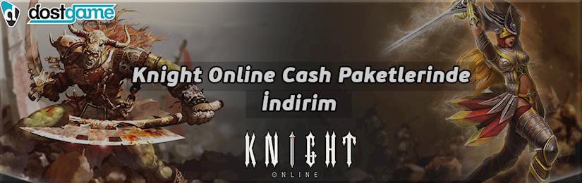 Knight Online 400 ve 800 N-Pointlerde İndirim