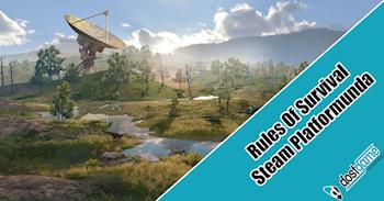 Rules Of Survival Steam Platformunda
