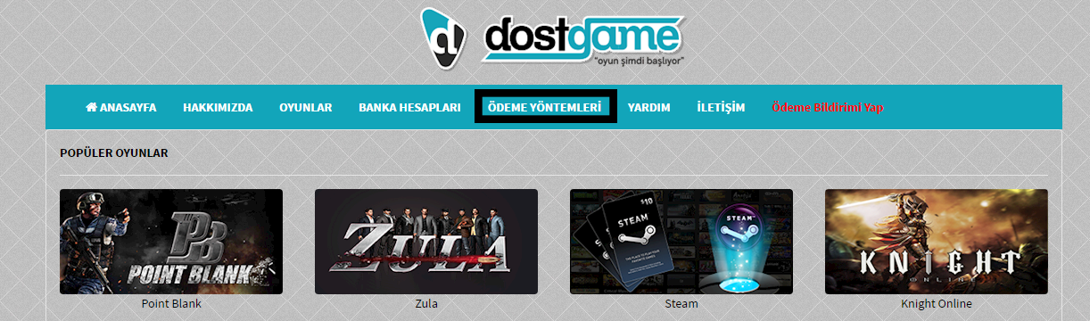 Dost Game