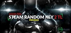 Açılışa Özel, Steam Premium Random Key sadece 2TL