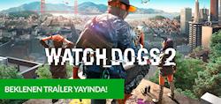 Watch Dogs 2'den Beklenen Oynanış Videosu Geldi!