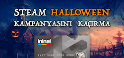 Steam Halloween Kampanyasını Kaçırma!