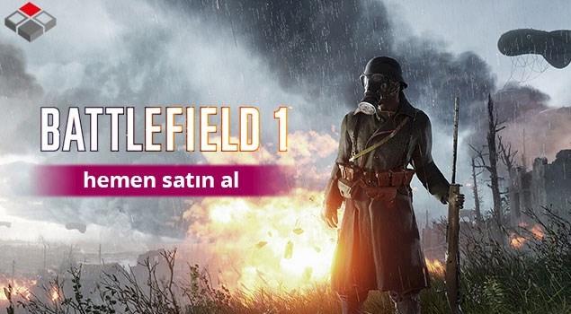 Battlefield 1 Satışta!