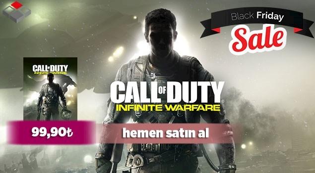 Call of Duty: Infinite Warfare CDKeys Game'de Satışta!
