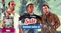 Grand Theft Auto V İndirimde!