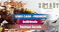 Knight Online'ın USKO Cash ve Premiumları İndirimde!