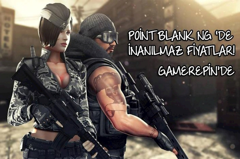 Point Blank (Nfinity Games)