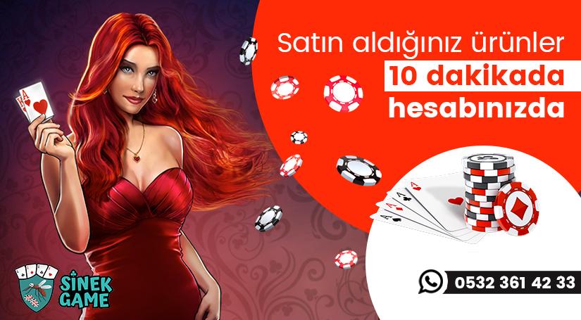 -Sinek Game: Zynga Texas Holdem Poker - Chip Satış - Ucuz Chip - Chip Al