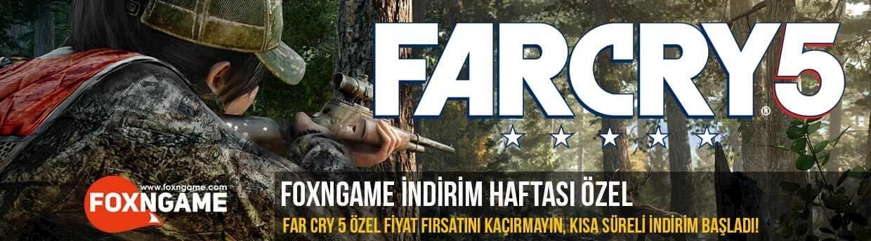 Far Cry 5 Satın Al - %22 İndirimli - foxngame