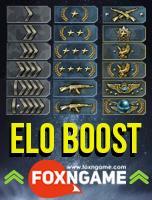 CS:GO Elo Rank Boost foxngame'de