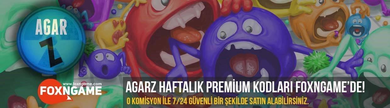 AgarZ Premium Satışları Başladı