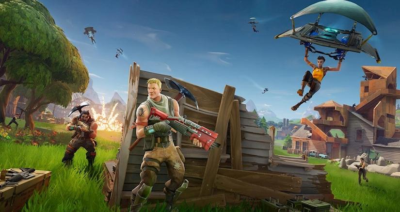 Fortnite'ın Büyük Başarısı Call of Duty Yapımcısına İlham Verdi