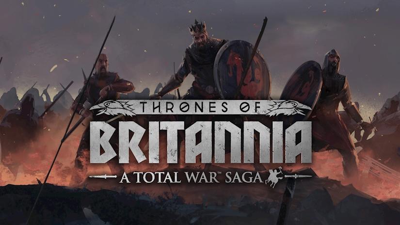 Total War Saga Thrones of Britannia Serinin En İyilerine Aday Bir Oyun