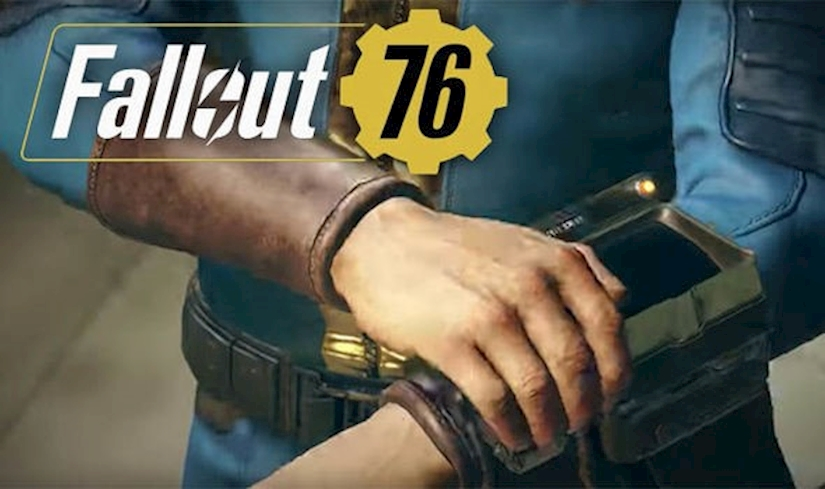 Fallout 76'nın E3 2018 posteri devasa ve göz alıcı