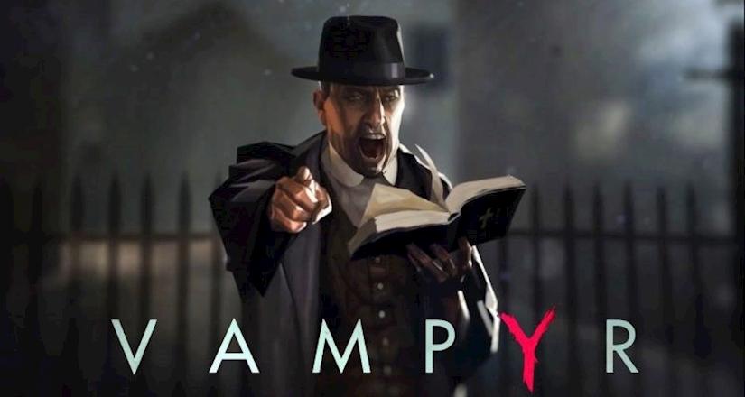 Vampyr: İlk 1 saat oynanışını izleyin