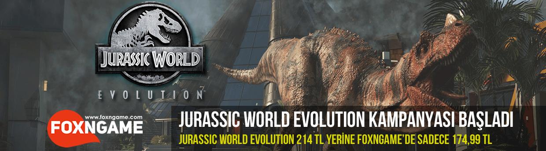 Jurassic World Evolution İndirimi Başladı!