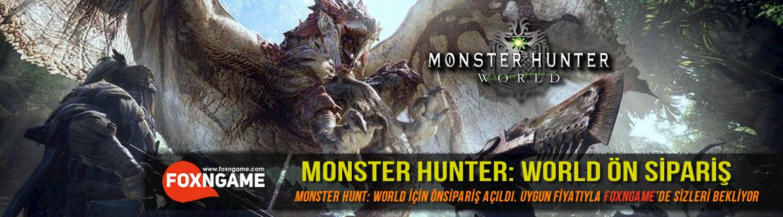 Monster Hunt: World Ön siparişleri başladı