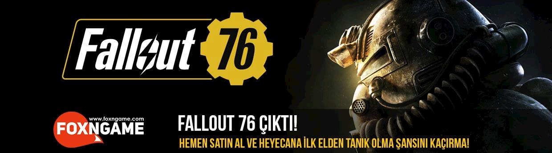 Fallout 76 Çıktı!