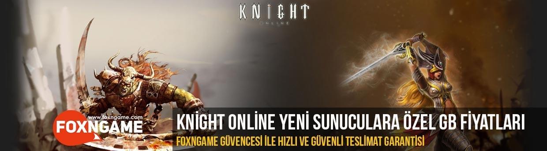 Knight Online GB Foxngame İle Hızlı ve Güvenli!