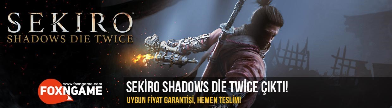 Sekiro Shadows Die Twice Çıktı!