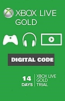 XBOX Live 14 Günlük Üyelik