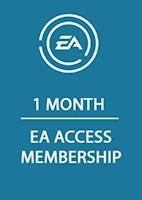 EA Access 1 Aylık Üyelik Xbox