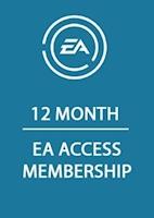 EA Access 12 Aylık Üyelik Xbox