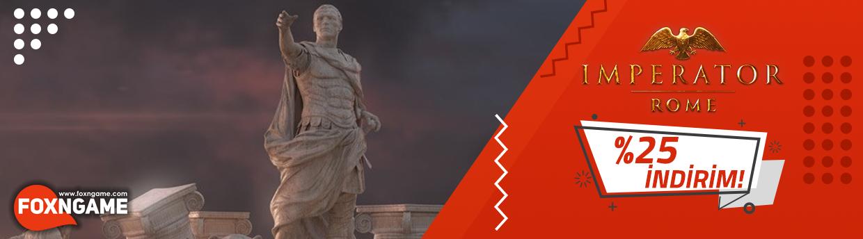 Imperator Rome Çıktı!