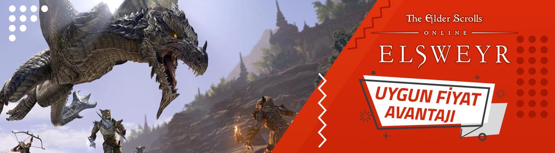 The Elder Scrolls Online - Elsweyr %24 İndirimli Fiyatı İle Foxngame'de!