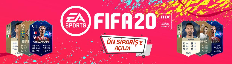 Fifa 2020 Ön Siparişe Açıldı!