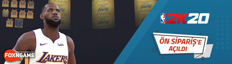 NBA 2K20 Ön Siparişe Açıldı