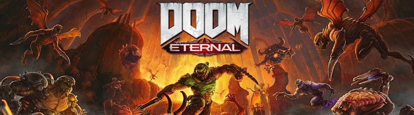 Doom Eternal Çıkış Tarihi ve Gameplay'i Duyuruldu!