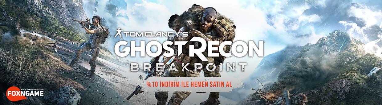 Tom Clancy's Ghost Recon Breakpoint ÇIKTI!