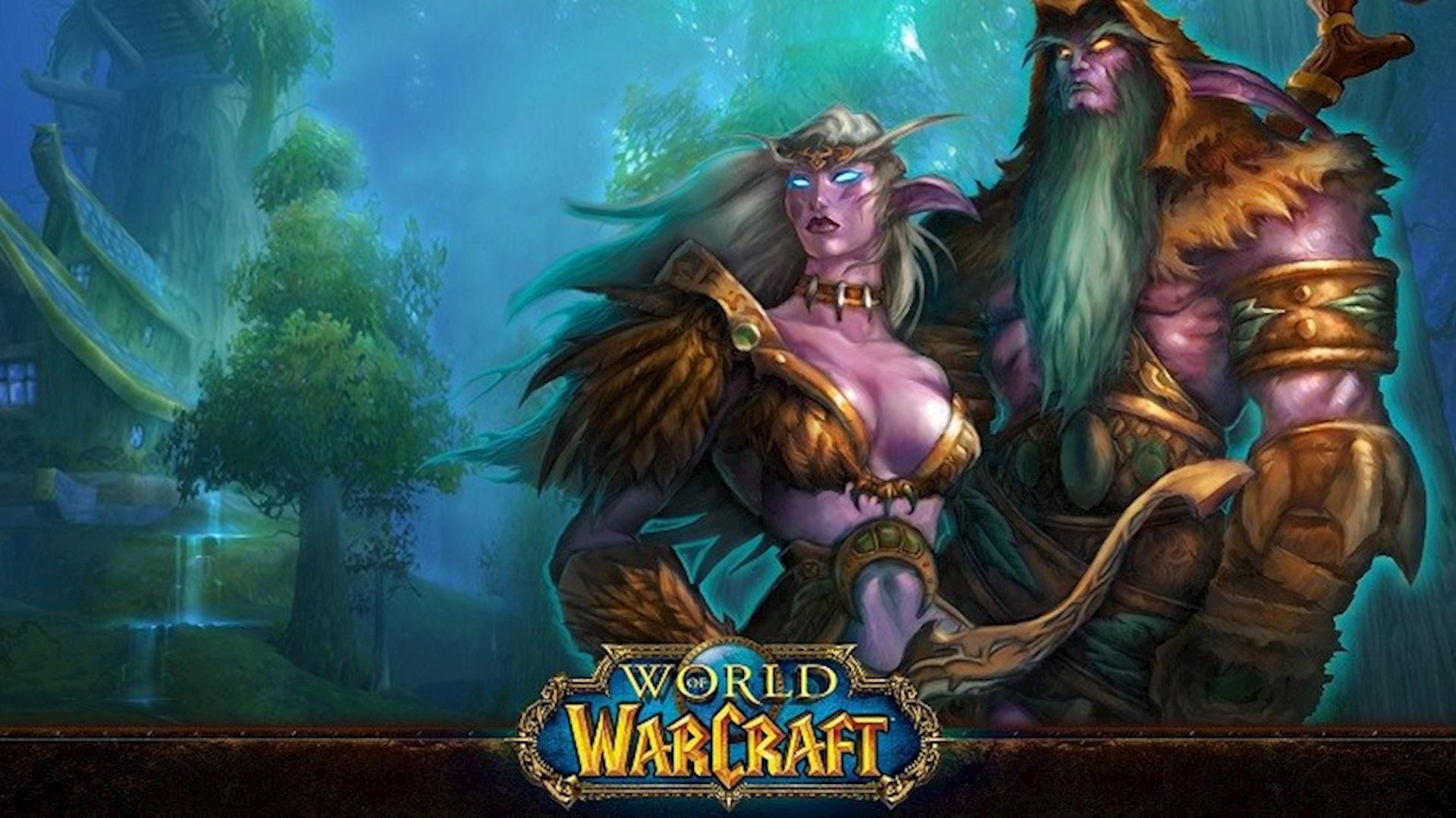 World of Warcraft'a Büyük Güncelleme Geliyor