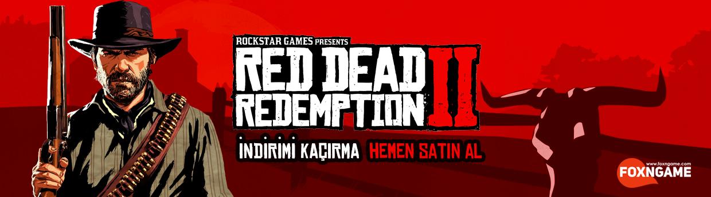 Red Dead Redemption 2 Çıktı!