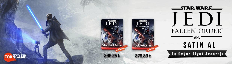 Star Wars Jedi Fallen İndirimini Kaçırma
