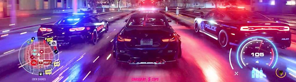 Need for Speed Heat Çıktı ve Beklenen An Geldi!
