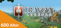 Travian Legends - 600 Altın