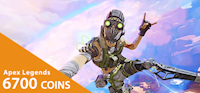 Apex Legends - 6700 Coins