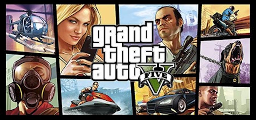 GTA 5 Grand Theft Auto 5 Rockstar