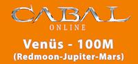 Venüs (Redmoon-Jupiter-Mars) 100m