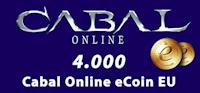 4.000 Cabal Online eCoin EU
