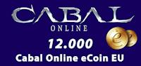 12.000 Cabal Online eCoin EU