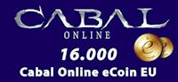 16.000 Cabal Online eCoin EU