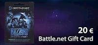 Battle.net 20 € Gift Card